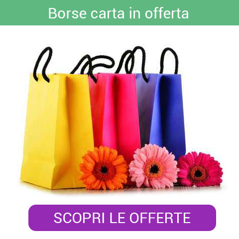 Buste carta in offerta