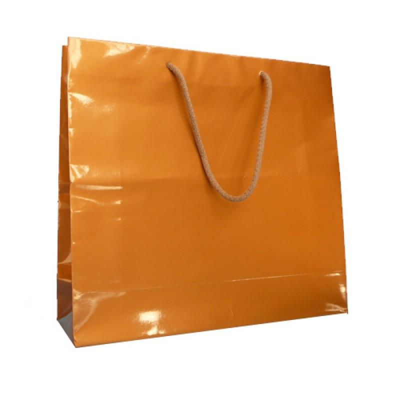 Borse Di Carta Stampate : Borse carta luxury r pz