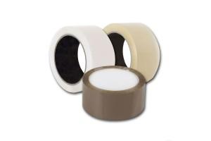 Nastro adesivo acrilico neutro senza stampa