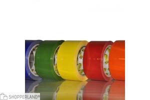 Nastro adesivo acrilico colorato senza stampa