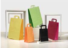 Shopper Manico Piatto
